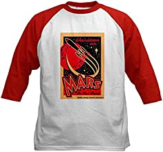 CafePress Kids Baseball Jersey - Mars Vacation Kids Baseball Jersey