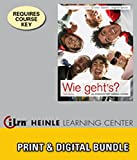 img - for Bundle: Wie geht's?, 9th + iLrn(TM) Heinle Learning Center, 3 terms (18 months) Printed Access Card book / textbook / text book