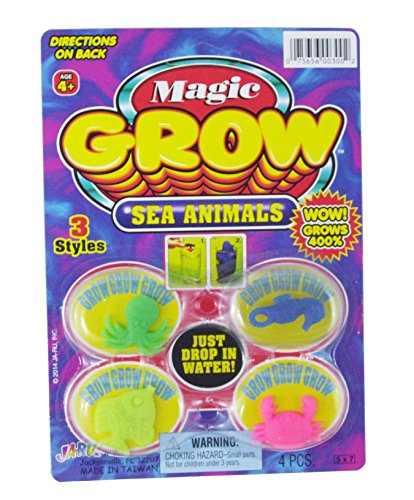 Magic Grow Sea Animals