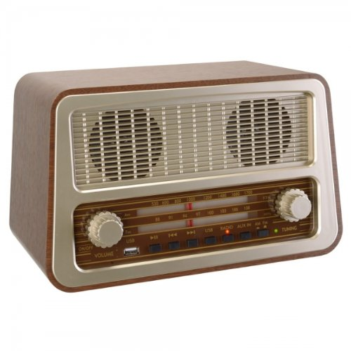 Radio 50&#39S avec prise USB