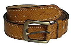 eXCorio Casual Genuine Leather Belt