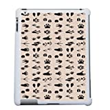 Wildlife Animal Prints - iPad Cover Case