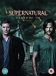 Supernatural - Season 1-9 [DVD] [2015]