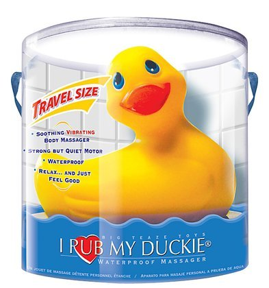 Big Teaze Toys Travel Size I Rub My Duckie Gift Ct (Quantity Of 1) front-303664