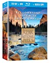 Scenic National Parks: Yellowstone,  Yosemite,  Grand Canyon Combo Pack (6 Discos) [Blu-Ray]<br>$948.00