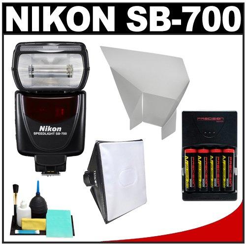 Nikon SB-700 AF Speedlight Flash  Softbox + Bounce