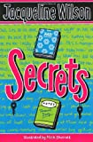 Cover of Secrets by Jacqueline Wilson 0440867614