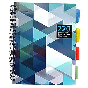 A4 Cahier de projet - Conception de Triangles - 220 pages