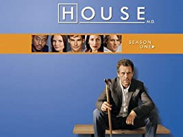 Dr. House - Staffel 1