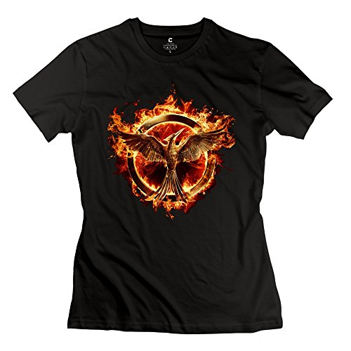 Women's The Hunger Games Mockingjay Fitted Tee