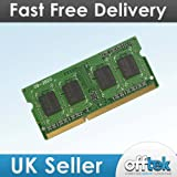 2GB RAM Memory for Toshiba NB520-10P (DDR3-8500) - Netbook Memory Upgrade