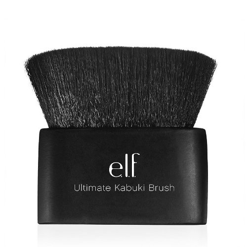 (3 Pack) e.l.f. Studio Ultimate Kabuki Brush - Black