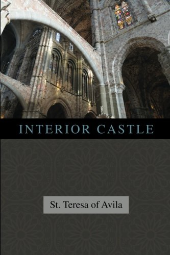 Libro Interior Castle Di St Teresa Of Avila