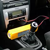 12V Glove Box Jump Start with LED Torch - New Model with USB Output and Ni-MH Battery!