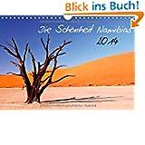 Die Schönheit Namibias 2014 (Wandkalender 2014 DIN A4 quer): Einblick in die Faszination Namibia (Monatskalender...