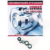 07ルビアス 2004用 MAX11BB フルベアリングチューニングキット 【 HEDGEHOG STUDIO / ヘッジホッグスタジオ 】