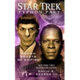 Star Trek: Typhon Pact #3: Rough Beasts of Empireby David R. George III