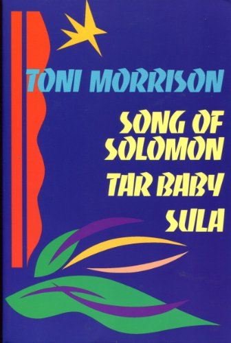 a literary analysis of selfactualization in song of solomon by toni morrison Aspects of self-actualization in song of solomon by toni a literary analysis of song of solomon by toni a literary analysis of song of solomon by toni morrison.