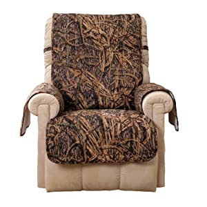 Mossy Oak Shadow Grass Recliner Protector