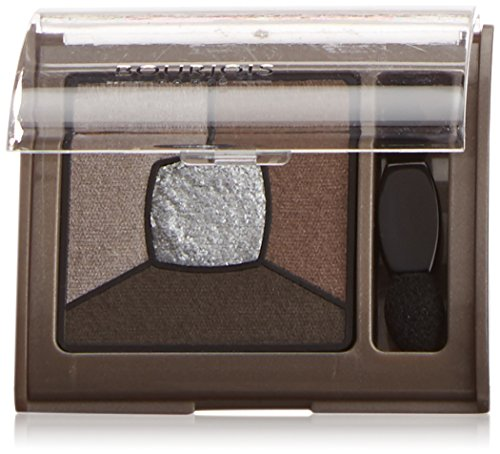 Bourjois 49920 Smoky Stories Quad Eyeshadow Palette Ombretti - 1 Prodotto