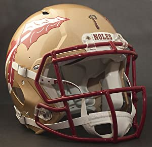 FLORIDA STATE SEMINOLES NCAA Riddell Revolution SPEED Football Helmet FSU by ON-FIELD