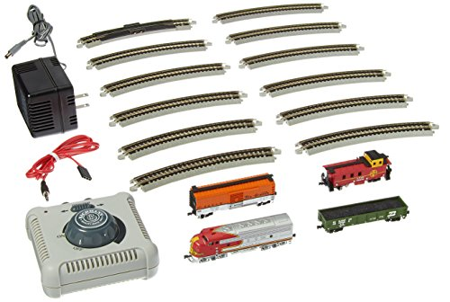 Bachmann Industries Super Chief - N Scale Ready to Run Electric Train Set (Model Trains N Scale compare prices)