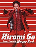 "Hiromi Go Concert Tour 2014 ""Never End"" [Blu-ray]"