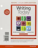 img - for Writing Today, Books a la Carte Edition (3rd Edition) book / textbook / text book