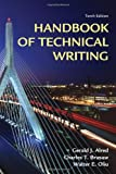 img - for Handbook of Technical Writing book / textbook / text book