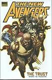 Brian Michael Bendis New Avengers Volume 7: The Trust Premiere HC: Trust Premiere v. 7