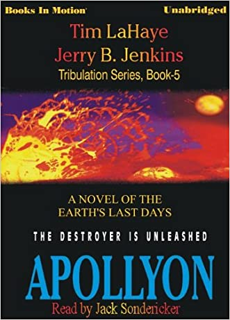 Apollyon by Tim LaHaye and Jerry B. Jenkins, (Left Behind Series, Book 5) from Books In Motion.com