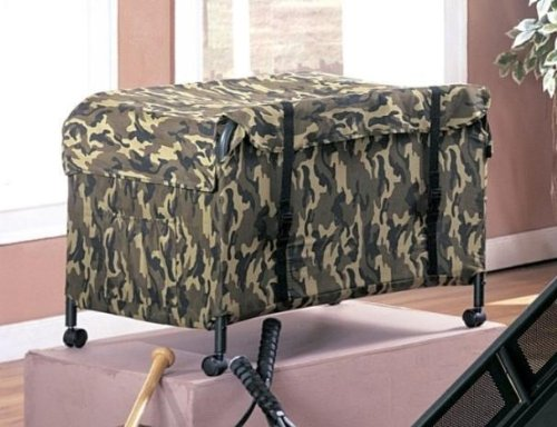 Coaster Home Furnishings 7500 Contemporary Chest, Green front-483588