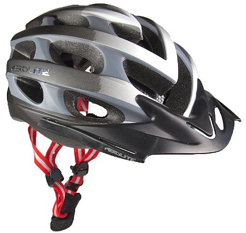AeroLiteTM AeroCoolTM 24 Vents Double In-Mould Bicycle Bike Helmet Adult Gents Mens CE EN1078 TUV Approvals 58-61cm
