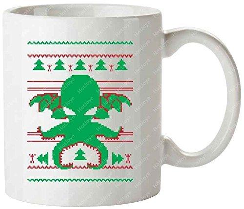 Cthulhu Christmas Mug