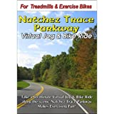 Natchez Trace Parkway Virtual Jog & Bike Ride Scenery DVD