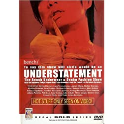 BENCH UNDERSTATEMENT -Philippines Filipino Tagalog DVD Movie