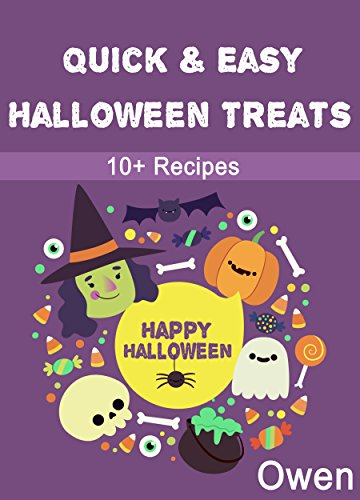 Halloween Recipes: Over 10 Awesome Halloween Treats, Quick & Easy to Make (Quick & Easy Halloween Recipes) (Food Holidays compare prices)