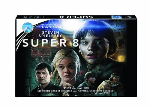 Super 8 - Edición Horizontal [DVD]
