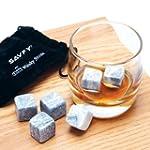 SAVFY� Lot de 9 Pierres � Whisky / Wh...