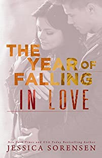 The Year Of Falling In Love by Jessica Sorensen ebook deal