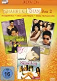 echange, troc Shahrukh Khan - Box No. 2  [3 DVDs] [Import allemand]