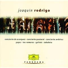 Rodrigo: Concierto de Aranjuez, Entre olivares etc. (2 CDs)