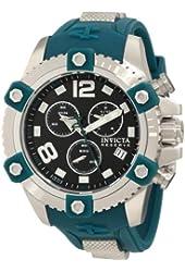 Invicta Men's 11171 Arsenal Reserve Chronograph Black Dial Watch