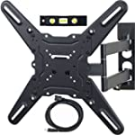 VideoSecu ML531BE TV Wall Mount for m...