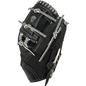 Buy DeMarini Diablo Dark A0725 725 series 11 1 2 leather baseball glove NEW by DeMarini