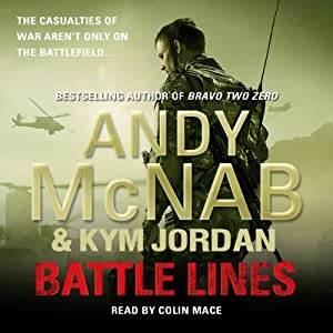 Battle Lines | [Andy McNab, Kym Jordan]