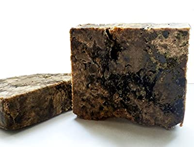 Made From Nature 100% Natural African Black Soap