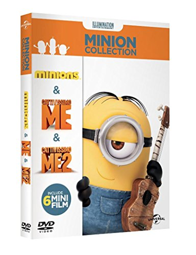 Minion Collection (3 DVD)
