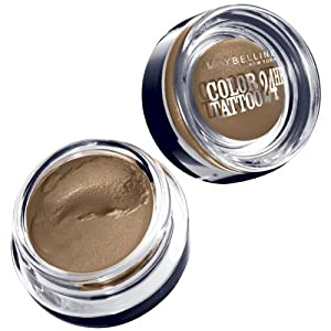 Maybelline 24 Hour Eyeshadow, Bad To The Bronze, 0.14 Ounce