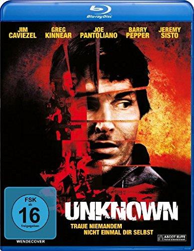 Unknown - Traue niemandem nicht einmal dir selbst [Blu-ray]